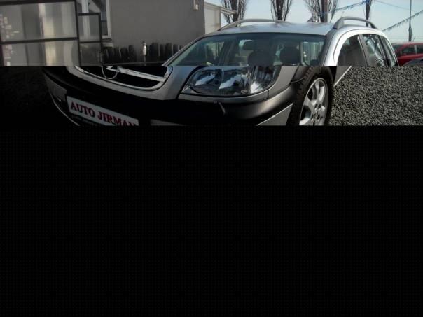 Opel Zafira 2,2 DTi, foto 1 Auto – moto , Automobily | spěcháto.cz - bazar, inzerce zdarma