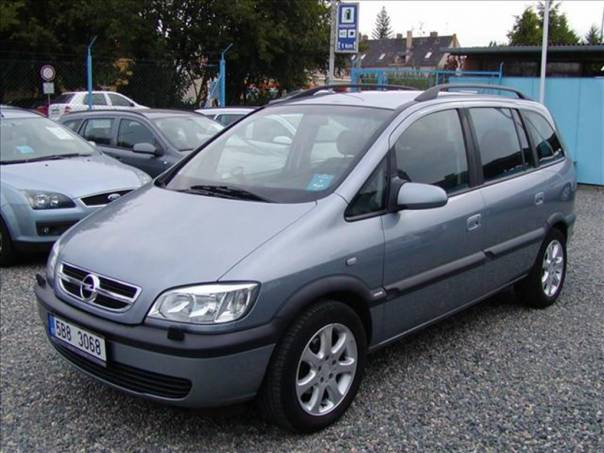 Opel Zafira 1.8i serv.kn. 16V Comfort, foto 1 Auto – moto , Automobily | spěcháto.cz - bazar, inzerce zdarma