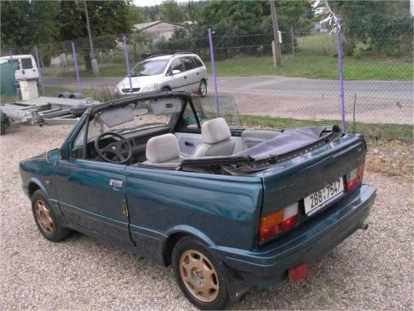 Zastava Yugo Sport Kabrio 1,3 EFI, foto 1 Auto – moto , Automobily | spěcháto.cz - bazar, inzerce zdarma