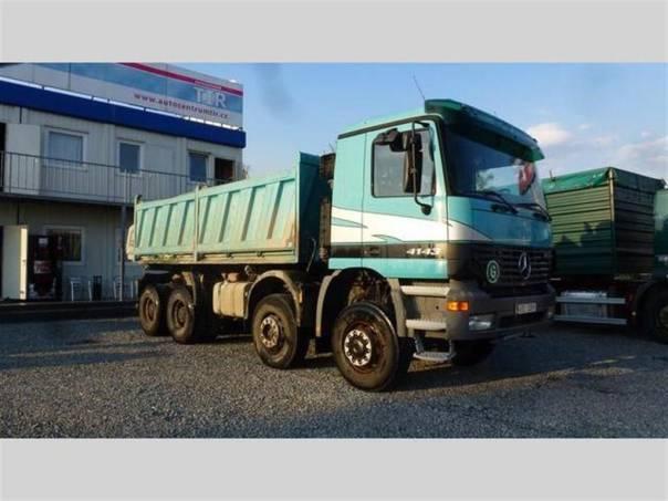 ACTROS 4143 8x6 SKLÁPĚČ, foto 1 Užitkové a nákladní vozy, Nad 7,5 t | spěcháto.cz - bazar, inzerce zdarma