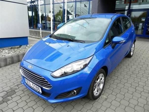 Ford Fiesta Trend 1.25i 44 kW, foto 1 Auto – moto , Automobily | spěcháto.cz - bazar, inzerce zdarma