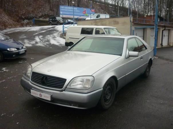 Mercedes-Benz Třída CL 420SL 205KW LPG, foto 1 Auto – moto , Automobily | spěcháto.cz - bazar, inzerce zdarma