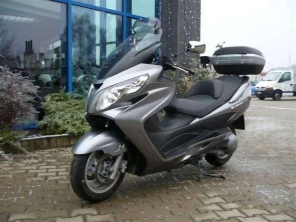 Burgman 400, foto 1 Auto – moto , Motocykly a čtyřkolky | spěcháto.cz - bazar, inzerce zdarma