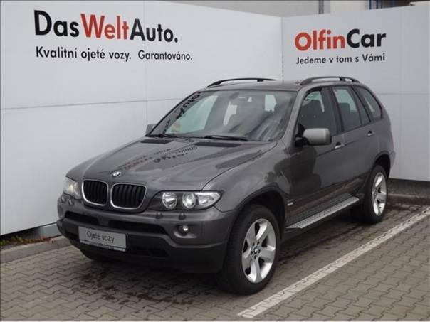 BMW X5 3,0 D  Automat, foto 1 Auto – moto , Automobily | spěcháto.cz - bazar, inzerce zdarma