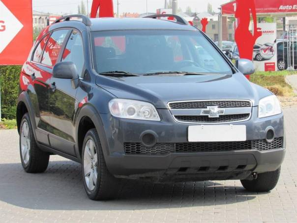 Chevrolet Captiva  2.0 VCDi, 2.maj,ČR, foto 1 Auto – moto , Automobily | spěcháto.cz - bazar, inzerce zdarma