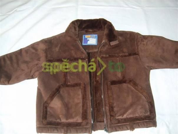 Dětská bunda s kožíškem vel.104, foto 1 Pro děti, Dětské oblečení  | spěcháto.cz - bazar, inzerce zdarma