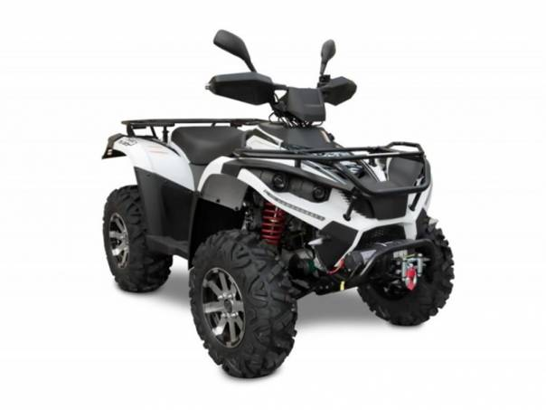 Linhai  400 4x4 SPZ, foto 1 Auto – moto , Motocykly a čtyřkolky | spěcháto.cz - bazar, inzerce zdarma