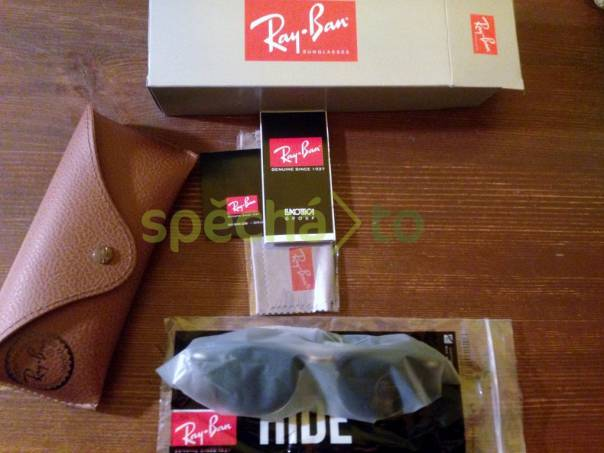 Prodám original Ray ban Clubmaster 3016. 7d39de32019c6