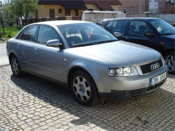 Audi A4 1.9 TDI 110 kW + načipováno, foto 1 Auto – moto , Automobily | spěcháto.cz - bazar, inzerce zdarma
