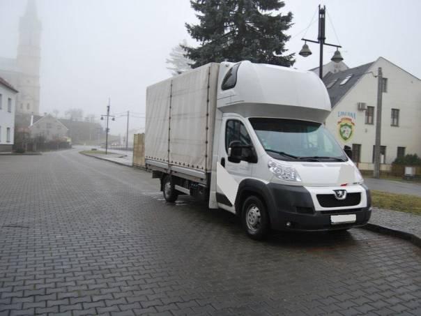Peugeot Boxer 3.0  HDi, foto 1 Užitkové a nákladní vozy, Do 7,5 t | spěcháto.cz - bazar, inzerce zdarma