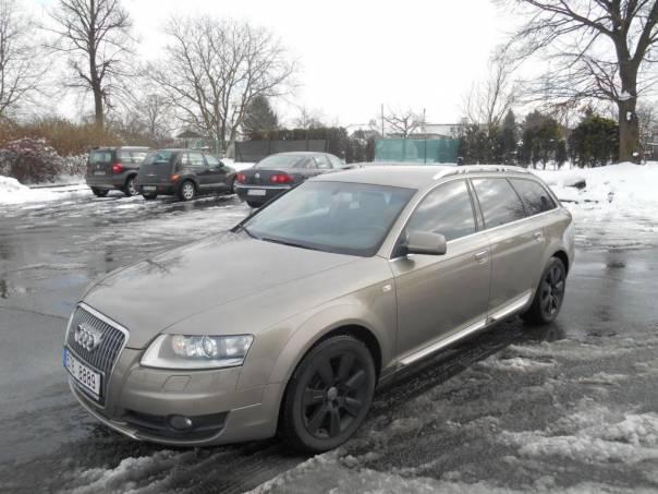 Audi A6 Allroad 3,0 TDI Q CZ,navi,xenon, foto 1 Auto – moto , Automobily | spěcháto.cz - bazar, inzerce zdarma