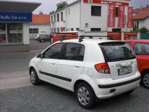 Hyundai Getz 1,5   CRDI ELEGANCE, foto 1 Auto – moto , Automobily | spěcháto.cz - bazar, inzerce zdarma