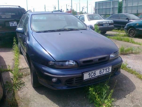 Fiat Marea 1.9 JTD- NESTARTUJE, foto 1 Náhradní díly a příslušenství, Ostatní | spěcháto.cz - bazar, inzerce zdarma