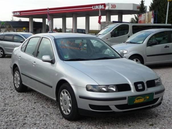 Seat Toledo 1.6i 16v ***LPG,AUTOMAT***, foto 1 Auto – moto , Automobily | spěcháto.cz - bazar, inzerce zdarma