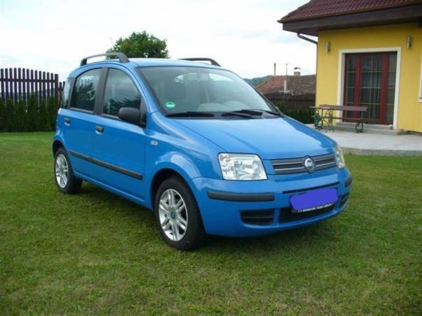 Fiat Panda 1.2i 8V, r.v.2004, foto 1 Auto – moto , Automobily | spěcháto.cz - bazar, inzerce zdarma