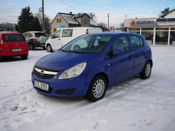 Opel Corsa 1.2 16 V, foto 1 Auto – moto , Automobily | spěcháto.cz - bazar, inzerce zdarma