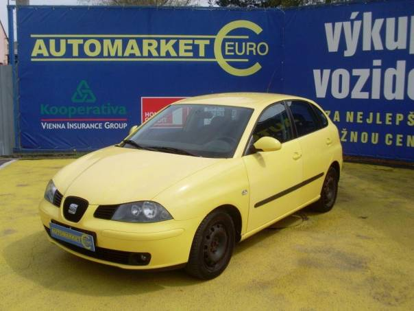 Seat Ibiza 1.9 TDi 96KW SPORT, foto 1 Auto – moto , Automobily | spěcháto.cz - bazar, inzerce zdarma