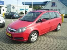 Opel Zafira 1.8 16V AUT. , Auto – moto , Automobily  | spěcháto.cz - bazar, inzerce zdarma