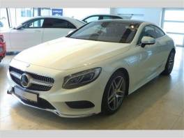 Mercedes-Benz Třída S AMG  S COUPÉ 500 4-MATIC AUT. , Auto – moto , Automobily  | spěcháto.cz - bazar, inzerce zdarma