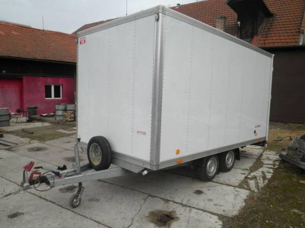 Agados  DONA, foto 1 Užitkové a nákladní vozy, Do 7,5 t | spěcháto.cz - bazar, inzerce zdarma