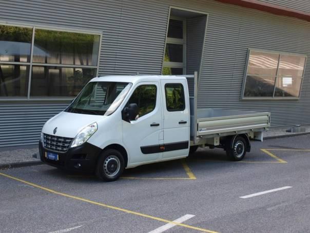Renault Master T35 valník 2.3 dCi 125k Klima Pack, foto 1 Užitkové a nákladní vozy, Do 7,5 t | spěcháto.cz - bazar, inzerce zdarma