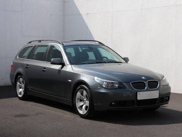 BMW Řada 5  2.5i R6, Serv.kniha, xenony, foto 1 Auto – moto , Automobily | spěcháto.cz - bazar, inzerce zdarma