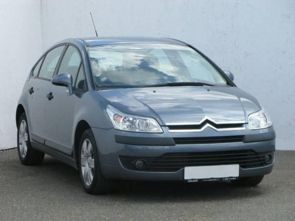 Citroën C4 1.6 16V, foto 1 Auto – moto , Automobily | spěcháto.cz - bazar, inzerce zdarma