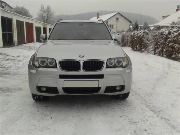 BMW X3 2.0d M-Paket, foto 1 Auto – moto , Automobily | spěcháto.cz - bazar, inzerce zdarma