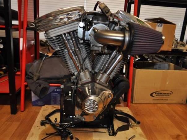 Harley-Davidson  , foto 1 Náhradní díly a příslušenství, Motocykly a čtyřkolky | spěcháto.cz - bazar, inzerce zdarma