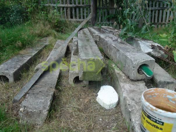Daruji za odvoz - železo betonové sloupy, foto 1 Dům a zahrada, Stavba a rekonstrukce | spěcháto.cz - bazar, inzerce zdarma