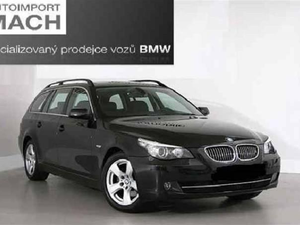 BMW Řada 5 3,0 Touring (E61), foto 1 Auto – moto , Automobily | spěcháto.cz - bazar, inzerce zdarma