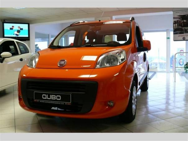 Fiat Qubo 1.4 8v (75k) Plus, foto 1 Auto – moto , Automobily | spěcháto.cz - bazar, inzerce zdarma