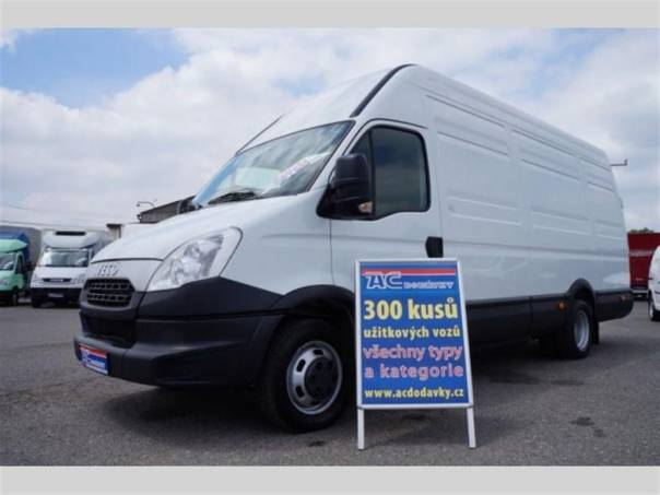 Iveco Daily 35c14/3.0 CNG supermaxi xl do, foto 1 Užitkové a nákladní vozy, Do 7,5 t | spěcháto.cz - bazar, inzerce zdarma