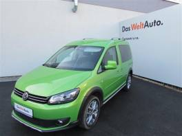 Volkswagen Caddy Cross 2.0 TDI 4MOTION