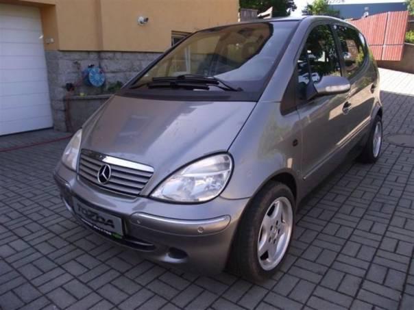 Mercedes-Benz Třída A A160 1,6i * Piccadilly *75 kW*, foto 1 Auto – moto , Automobily   spěcháto.cz - bazar, inzerce zdarma