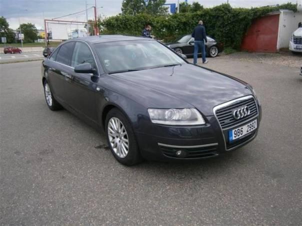 Audi A6 3.2 FSI QUATTRO, TOP STAV, foto 1 Auto – moto , Automobily | spěcháto.cz - bazar, inzerce zdarma
