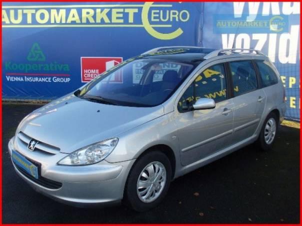 Peugeot 307 1.6 HDi X-Line Pack, foto 1 Auto – moto , Automobily | spěcháto.cz - bazar, inzerce zdarma