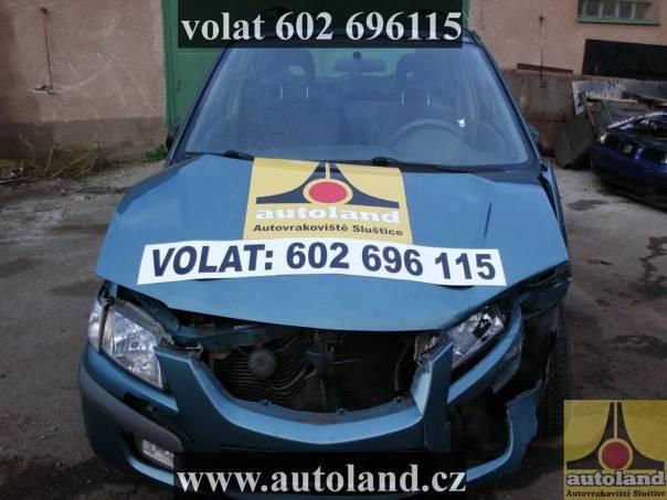 Mazda Premacy 1,8, foto 1 Náhradní díly a příslušenství, Ostatní | spěcháto.cz - bazar, inzerce zdarma