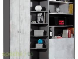 Prodám rohovou šatní skříň TABLO TA1, zakoupenou v Asku. Perfektní stav, PC 11.999,-Kč, nyní jen 3.999,-Kč , Pro děti, Dětský nábytek  | spěcháto.cz - bazar, inzerce zdarma
