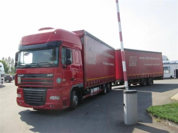 XF105.460 6x2+přívěs 120m3, foto 1 Užitkové a nákladní vozy, Nad 7,5 t | spěcháto.cz - bazar, inzerce zdarma