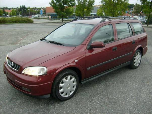 Opel Astra 2.0 DTI, foto 1 Auto – moto , Automobily | spěcháto.cz - bazar, inzerce zdarma