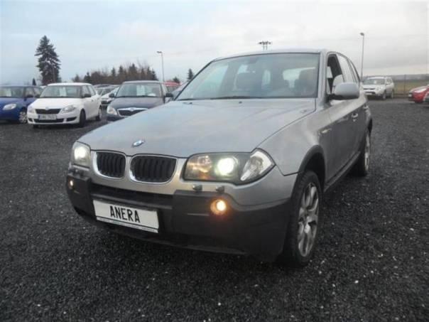 BMW X3 3,0 D 4x4, foto 1 Auto – moto , Automobily | spěcháto.cz - bazar, inzerce zdarma