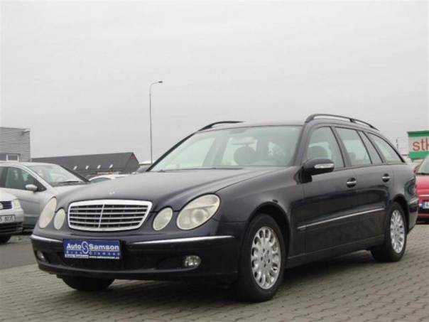 Mercedes-Benz Třída E E 280 CDi *AUTOKLIMA*, foto 1 Auto – moto , Automobily | spěcháto.cz - bazar, inzerce zdarma