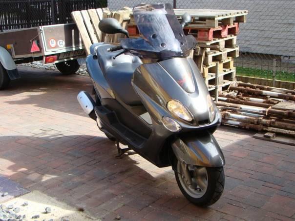 Yamaha Majesty 180, foto 1 Auto – moto , Motocykly a čtyřkolky | spěcháto.cz - bazar, inzerce zdarma