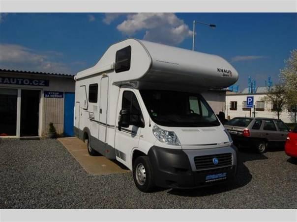 Traveller 600 DKG Fiat 2.3 JTD, foto 1 Užitkové a nákladní vozy, Camping | spěcháto.cz - bazar, inzerce zdarma