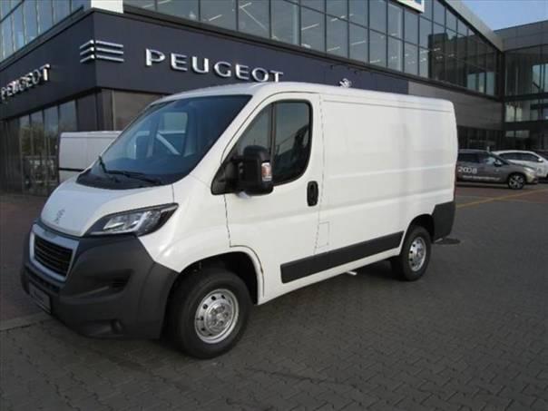 Peugeot Boxer 2.2HDi 110k L1H1 3000 MAN6, foto 1 Užitkové a nákladní vozy, Do 7,5 t | spěcháto.cz - bazar, inzerce zdarma