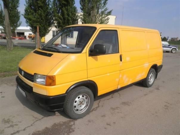 Volkswagen Transporter 1,9 TD,EKO ZAPLACENO, foto 1 Užitkové a nákladní vozy, Do 7,5 t | spěcháto.cz - bazar, inzerce zdarma