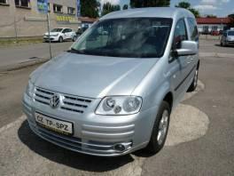 Volkswagen Caddy 1,9TDI LIFE , Užitkové a nákladní vozy, Do 7,5 t  | spěcháto.cz - bazar, inzerce zdarma