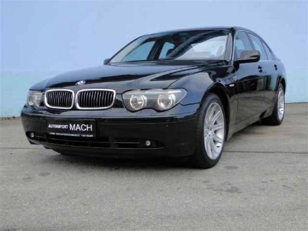 BMW Řada 7 4,4 Limousine (E65), foto 1 Auto – moto , Automobily | spěcháto.cz - bazar, inzerce zdarma