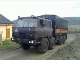 Tatra  19000 8x8 plachta !!RENOVACE!!